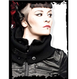 Chaqueta Queen of Darkness 138214