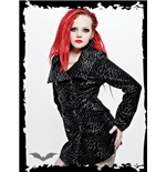 Chaqueta Queen of Darkness 138229
