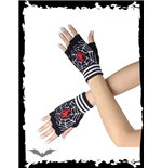 Guantes Queen of Darkness 138434
