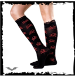 Calcetines Queen of Darkness 138624