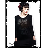 Camisa Queen of Darkness 138741