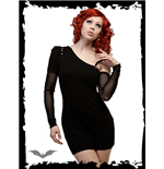 Vestido Queen of Darkness 138824