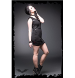 Vestido Queen of Darkness 138825