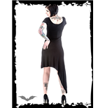 Vestido Queen of Darkness 138827