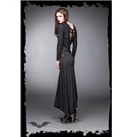 Vestido Queen of Darkness 138829