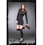 Vestido Queen of Darkness 138832