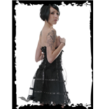Vestido Queen of Darkness 138843