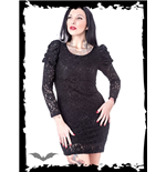 Vestido Queen of Darkness 138850