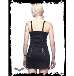 Vestido Queen of Darkness 138851