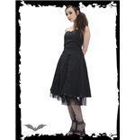 Vestido Queen of Darkness 138854