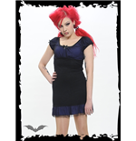 Vestido Queen of Darkness 138857