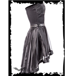 Vestido Queen of Darkness 138890