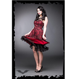 Vestido Queen of Darkness 138894