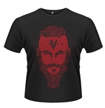 Camiseta Vikings Ragnar Face