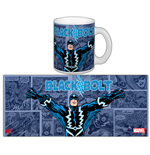 Marvel Comics Taza Black Bolt