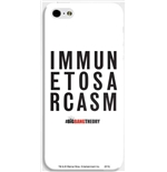 Funda Smartphone Big Bang Theory - Immune to Sarcasm