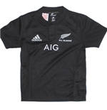 Camiseta All Blacks 2015/16 de niño