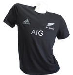 All Blacks Camiseta Réplica Home