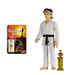 Karate Kid ReAction Figura Daniel Larusso in Karate Suit 10 cm
