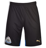 Pantalón corto Newcastle United 2015-2016 Home