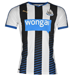 Camiseta Newcastle United 2015-2016 Home