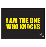 Breaking Bad Alfombra I am the one who knocks 70 x 50 cm