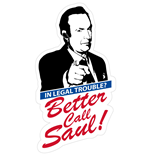 Breaking Bad Alfombra Better Call Saul 57 x 105 cm