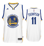 Camiseta Golden State Warriors Klay Thompson adidas New Swingman Home Azul