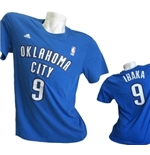 Camiseta Oklahoma City Thunder 139815