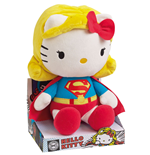 Hello Kitty DC Comics Peluche Superwoman 27 cm