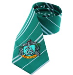 Harry Potter Corbata Slytherin Emblema 155 cm