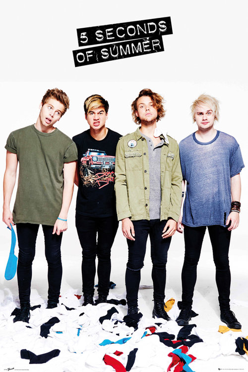 Póster 5 seconds of summer 139899