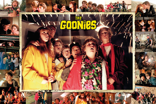 Póster The Goonies 139924