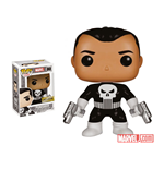 Marvel Comics POP! Vinyl Cabezón The Punisher Exclusive 9 cm