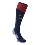 Calcetines FC Barcelona 2015-2016 Nike (Azul oscuro)