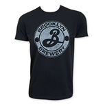 Camiseta Brooklyn Brewery Suede Logo