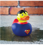 DC Comics pato del baño Superman