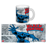 Marvel Comics Taza Black Panther
