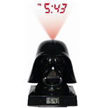 Despertador Star Wars Darth Vader 3D
