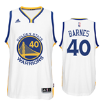 Camiseta Golden State Warriors Harrison Barnes adidas New Swingman Home Azul