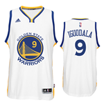Camiseta Golden State Warriors Andre Iguodala adidas New Swingman Home Blanco