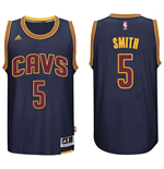 Camiseta  Cleveland Cavaliers J. R. Smith adidas New Swingman Azul
