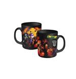 Taza 2000AD - Abc Warriors Team