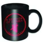 Taza 5 seconds of summer -  Derping Stamp