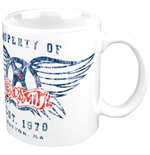 Taza Aerosmith - Property Of Logo