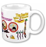 Taza Beatles - Yellow Submarine