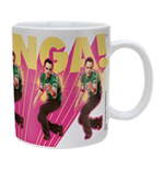Taza Big Bang Theory - Pink