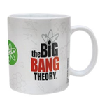 Taza Big Bang Theory - Logo