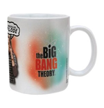 Taza Big Bang Theory 140909