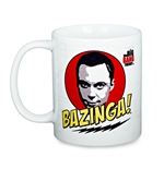 Taza Big Bang Theory - Bazinga